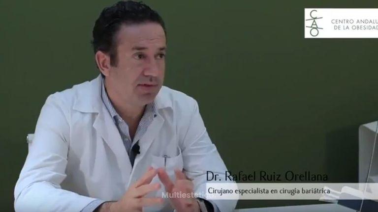 Dr. Ruiz Orellana. Cirugía Bariátrica